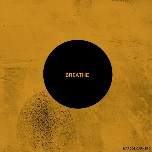 COVER breathe MARCOS CARNERO