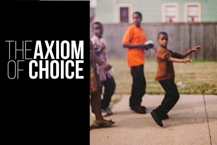 The axiom of choice - Diseño piensa un sueño_0